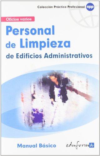 Personal De Limpieza De Edificios Publicos Administrativos. Manual Basico