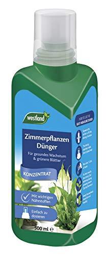 Westland Zimmerpflanzendünger, Pflege- und Düngemittel, 733810, Dunkelbraun, 500 ml