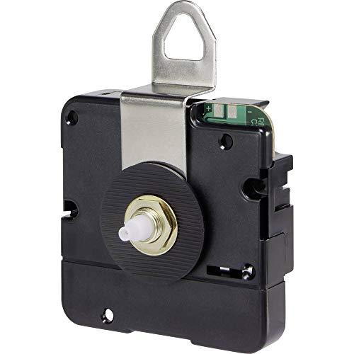 Basetech BT-1678769 Quarz Uhrwerk schleichend Drehrichtung=rechts Zeigerwellen-Länge=14.8 mm