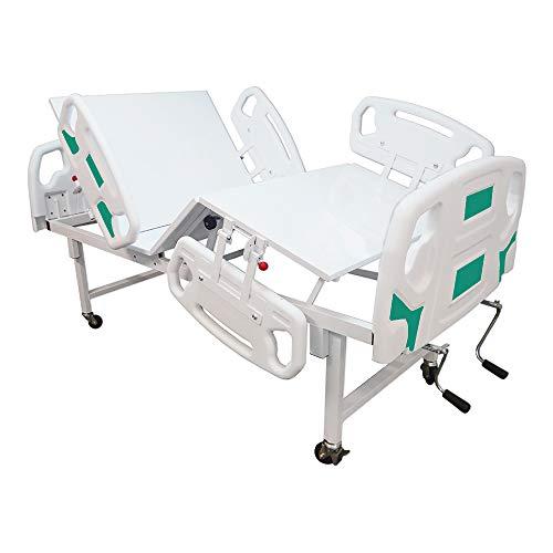 Cama Hospitalar Manual 2 Manivelas 1005S