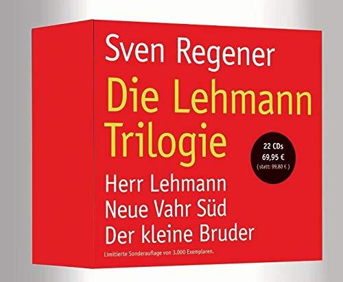 Die Lehmann Trilogie: Herr Lehmann Neue Vahr Süd Der kleine Bruder