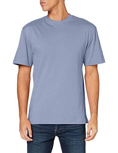 Urban Classics Herren Tall Tee T-Shirt, vintageblue, 4XL
