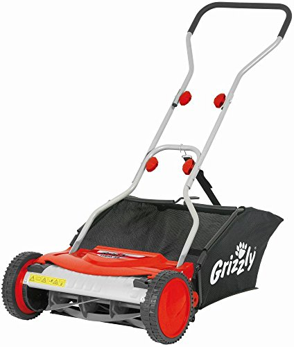 Grizzly HRM38 Cylinder Hand Push Lawn Mower
