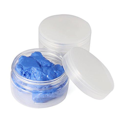 EsportsMJJ 260G Weiße Blaue Formenbau Silikon Putty Rtv Essen Sicher Sugarcraft Rubber Molding