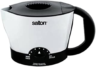 Salton MP1206 Multi-Pot, Boil up to 4-Cups of Water, White