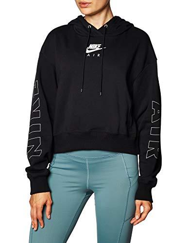 Desgastado Extracto escalera mecánica  Sudadera Nike Mujer Negra ▷ 🥇 -30% 🥇 2020