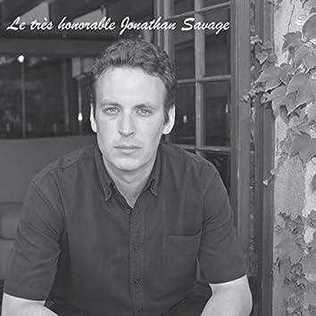 Le très honorable Jonathan Savage