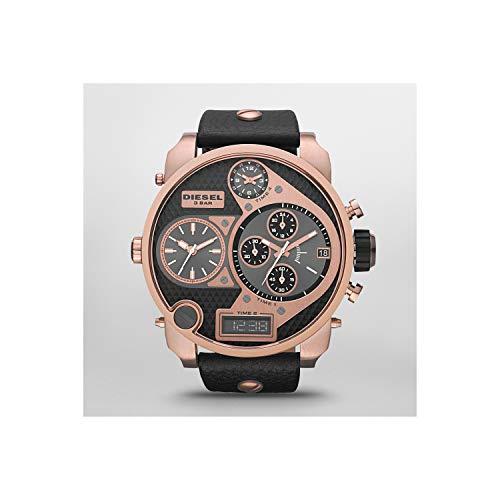 Diesel - DZ7261 - Montre Homme - Quartz Chronographe - Chronomètre/Aiguilles Lumineuses - Bracelet...