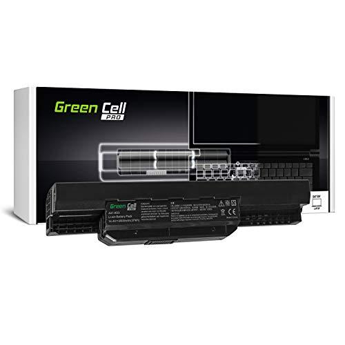 Green Cell® PRO Serie A32-K53 A41-K53 Batería para ASUS A53 A53E A53S A53U K53B K53SC K53SD K53SM K53T K53TA K53TK K53Z X53E X53T X54HY Ordenador (Las Celdas Originales Samsung SDI, 2600mAh)