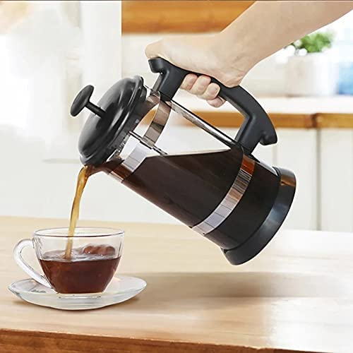 1000ML Coffee Brewing Pot French Genuine Free Shipping Filter Tea Co Max 64% OFF Brewer