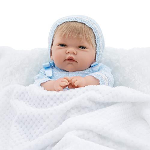 MARÍA JESÚS Bebe Reborn simulación 1497, muñecas Bebes para niñas, Bebes Reborn, muñecos Reborn, Baby Reborn