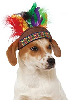 Rubie's Costume Company Native American Headdress for Pets