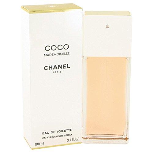 Price comparison product image COCO MADEMOISELLE by Chanel Eau De Toilette Spray 3.4 oz for Women - 100% Authentic