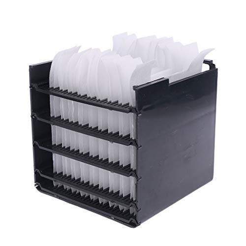 S-TROUBLE Desktop Luftkühlventilator Filterelement Für Arctic Air Tragbarer Filter Baumwolle Luftbefeuchter Luftreiniger Conditioner Ersatzfilter