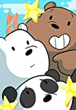 We Bare Bears Season 2 35cm x 50cm 14inch x 20inch TV Show Waterproof Poster *Anti-Fading* 3WP/109881455