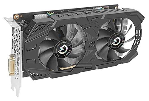 Tarjeta de gráficos, tarjeta gráfica GTX 1060 3GB Tarjetas de gráficos de video de 192 bits Soporte DirectX 12 VR Listo OC Gaming Tarjeta Gráficos con ventiladores de refrigeración dual para computado