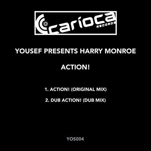 Yousef presents Harry Monroe