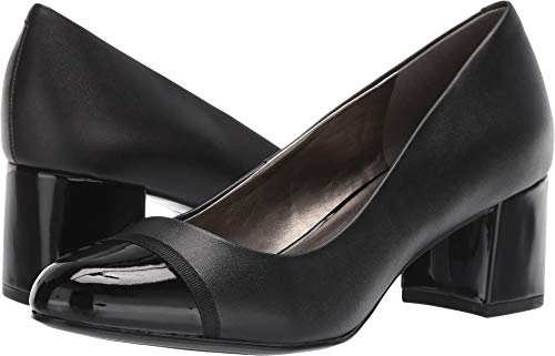Bandolino Womens Odelia Pump Black 8.5 M