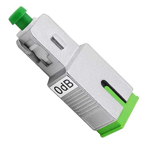 QWXX Adaptador de Fibra óptica 5PCS / Bolsa SC APC Hembra a la Fibra óptica Macho Atenuador SC APC Hembra Macho de Fibra óptica del atenuador (Color : 5dB)