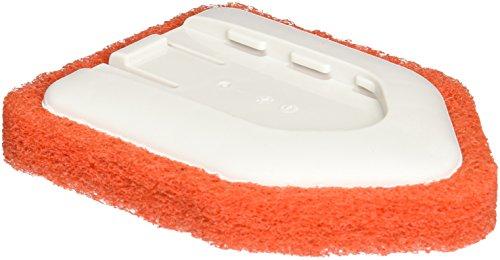 OXO Good Grips - Estropajo de Repuesto para Limpiador de Azulejos Extensible Tub and Tile, Color Rojo