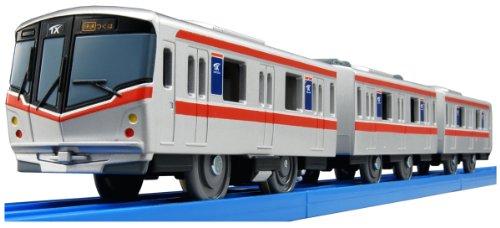 S-56 Tsukuba Express - Series TX-2000 (Tomica PlaRail Model Train) [Toy] (japan import)