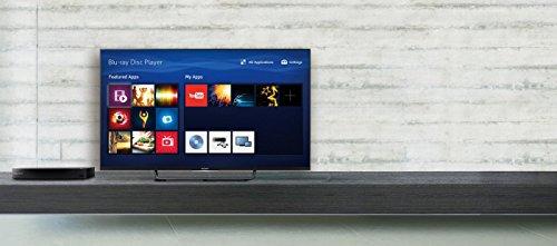Sony BDP-S3700 Blu-ray-Player (Super WiFi, USB, Screen Mirroring) schwarz