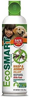 EcoSMART Organic Wasp and Hornet Killer, 14 oz Aerosol Spray Can
