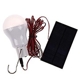 Chinatera portable solar power lampe d'extérieur lED eclairage lampe camp tente de pêche