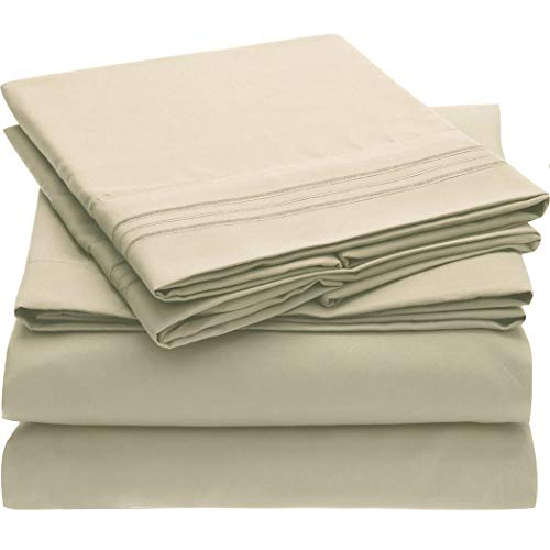 #1 Bed Sheet Set - HIGHEST QUALI...