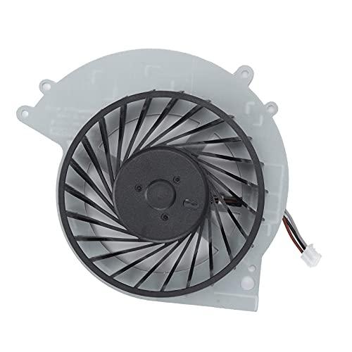 LIKJ Ventilador de Juegos, Ventilador de enfriamiento de computadora Mini para Consolas de Juegos para computadoras