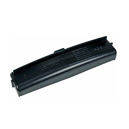 Türgriff Türöffner Türgriffschutz schwarz 123x30x30mm Kunststoff Spülmaschine Geschirrspüler Original Indesit C00112268 Whirlpool 482000022821 für DVG621 DVG622 DVG632 DVG652 DVG672 DVG622 DVG623 uvm