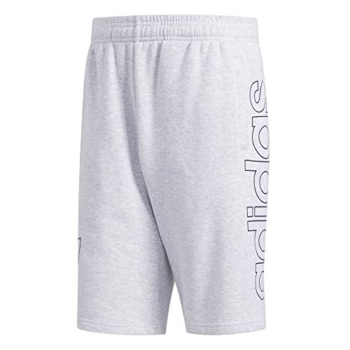 adidas FT OTLN Short Pantaloni Corti, da Uomo, Brgrcl/Maruni, XS
