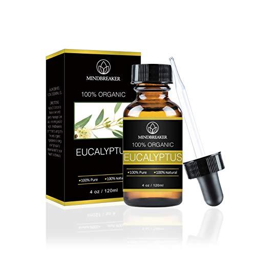 Aceite Esencial de Eucalipto, Puro y Grado...