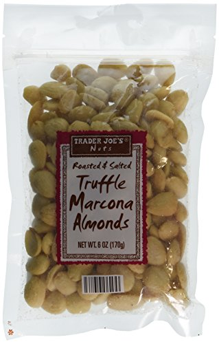 Trader Joes Roasted amp Salted Truffle Marcona Almonds