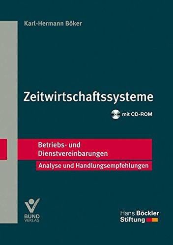 Zeitwirtschaftssystem (Betriebs- und Dienstvereinbarungen der Hans-Böckler-Stiftung)