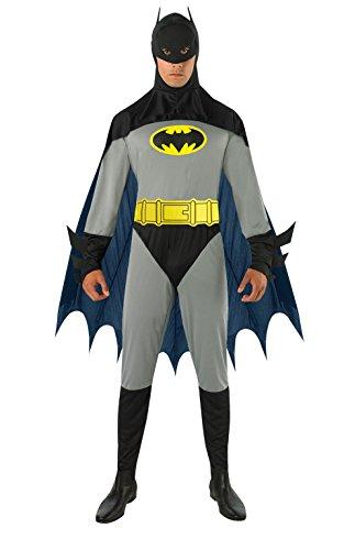 Rubie's IT16867-M Costume Batman Adulto, Taglia M