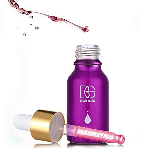 Serum Anti-Aging Beauty Oil Gesichtsöl Tagespflege Gesicht Feuchtigkeitspflege gesichts serum für Gesicht und Lippen Feuchtigkeits und primer make up