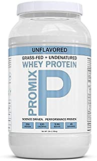 ProMix Nutrition Whey Protein (Unflavored, 3LB)