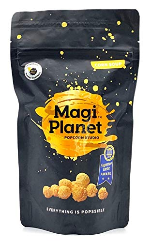 Best Bargain MAGI PLANET Popcorn Corn Soup Taste 110g - Best Taiwanese Gift - MAGI PLANET - Fresh St...
