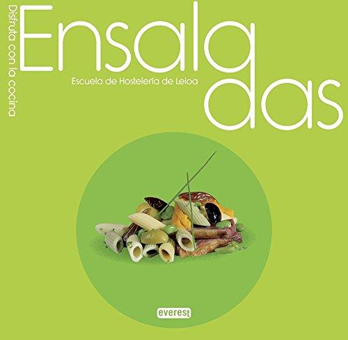 Ensaladas (Disfruta con la cocina)