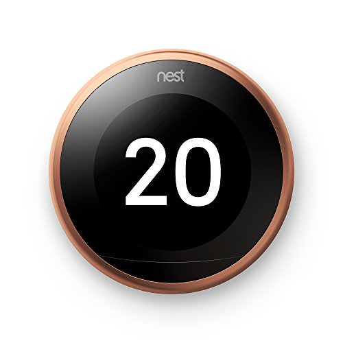 Nest T3031ex thermostaat 3 A generatie, koper