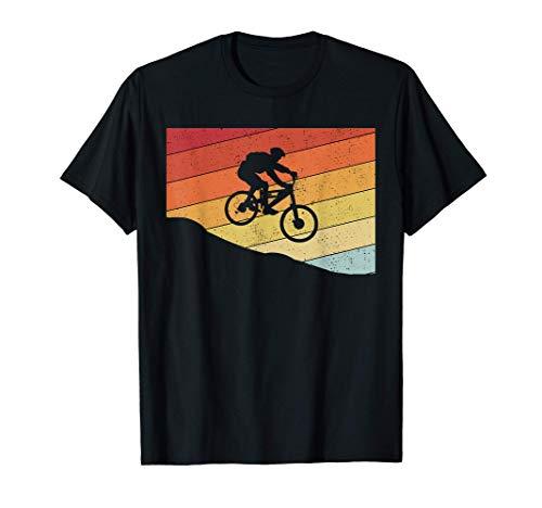 MOUNTAIN BIKE マウンテンバイク ダウンヒル Tシャツ