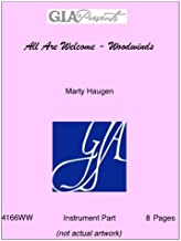 All Are Welcome - Woodwinds - Marty Haugen