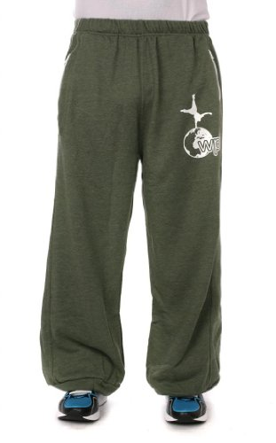 UNTAMED WPF Team Parkour Pants Olive