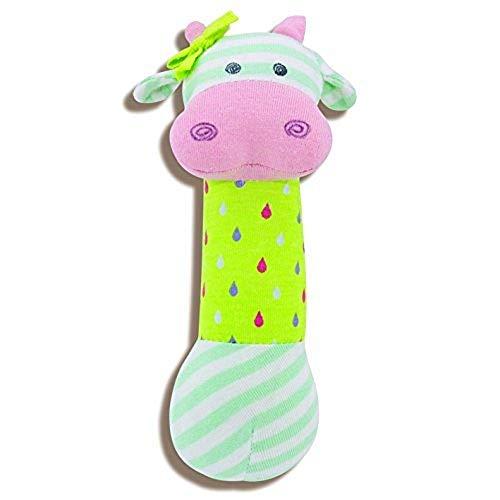 APPLE PARK Hochet couineur Belle Cow