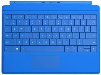 Microsoft Surface 3 Type Cover SC English US/Canada Hdwr, Bright Blue (A7Z-00002)