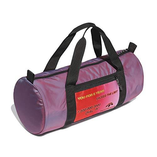 adidas Men 2T Duffle Bag Bags Red, NS