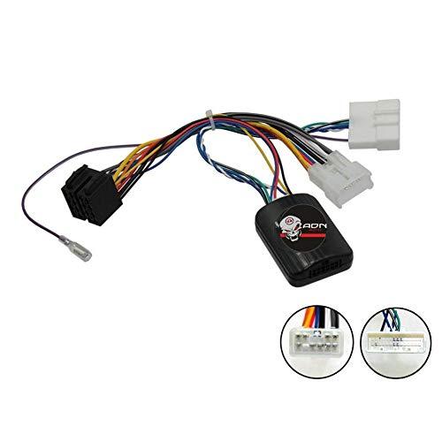 Interface Commande au volant TY7P compatible avec Toyota ap15 Ampli JBL Pioneer Sony