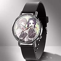 腕時計 鬼滅の刃 クォーツムーブメント 防水ではありません 耐衝撃 ファッション 軽量 すべての人に適しています