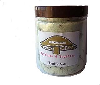Sal de trufa 290 gramos, Himalaya preciosa Trufa negra